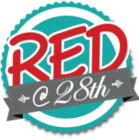 Red@28th Logo